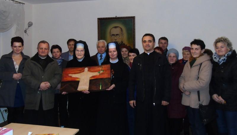 Wizyta Sióstr Sercanek