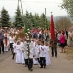 Dni Krzyżowe, Biały Tydzień - Dzień II - 23.05.2017 r.